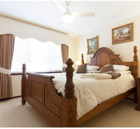 Mary's Bed and Breakfast-  The king Studio, location de vacances à Cottesloe