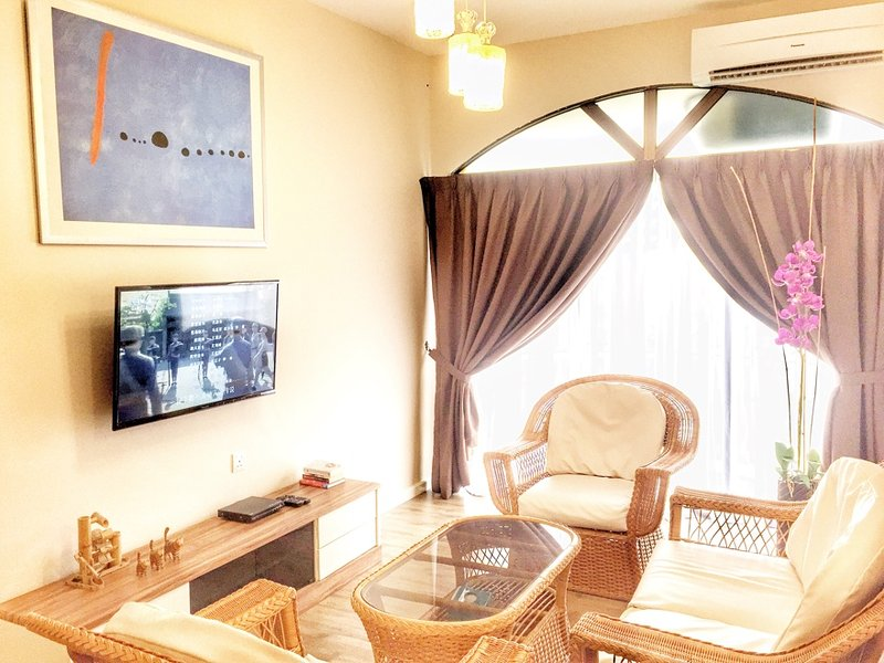 Condo Asia Langkawi (8pax), holiday rental in Kuah