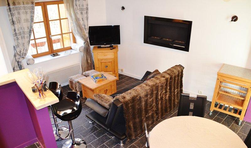 Les Gîtes de Capucine, holiday rental in Montagny