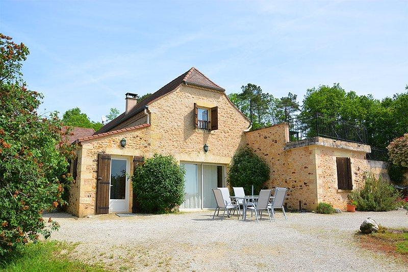 Puits Fleuri, casa vacanza a Mauzens-et-Miremont