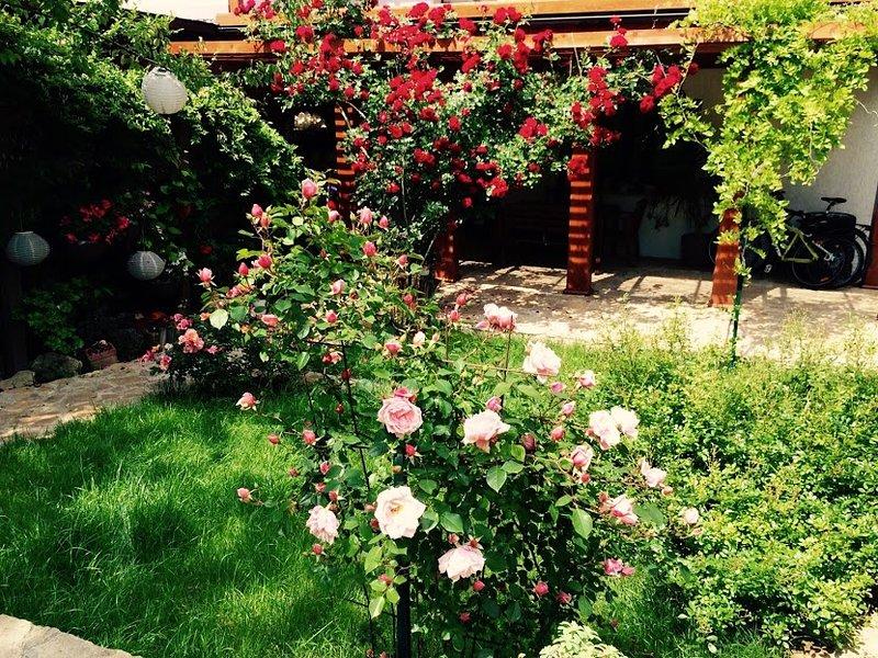 Stylish House in a Green and Quiet Area in Iasi, location de vacances à Nord-est de la Roumanie