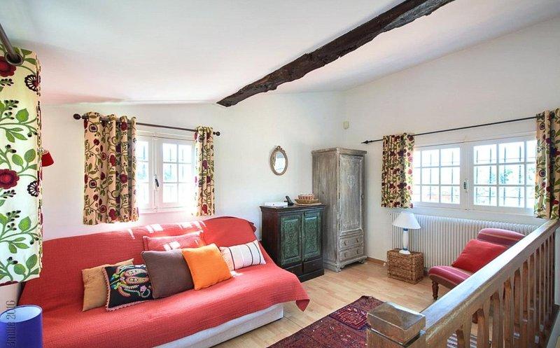 Bedroom 5 (sofa bed)