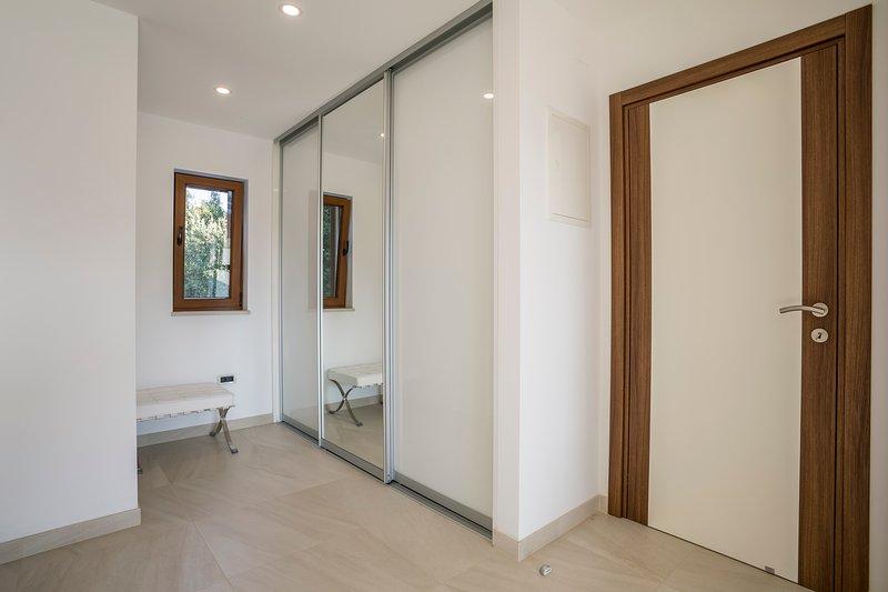 triple wardrobe for master bedrooms