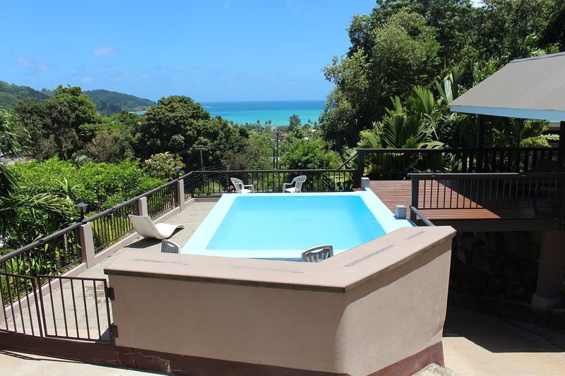 StephNa Residence-1 Bedroom apartment/Suite, holiday rental in Mahe Island