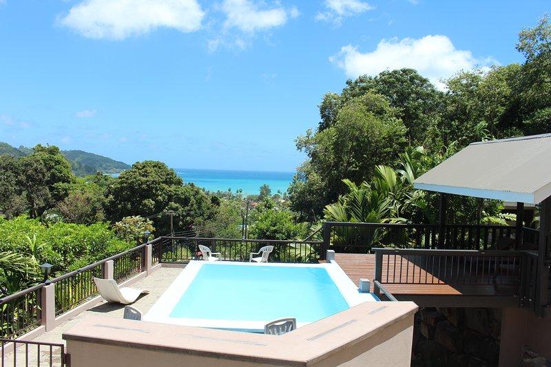StephNa Residence selfcatering-2 bedroom villa, holiday rental in Mahe Island