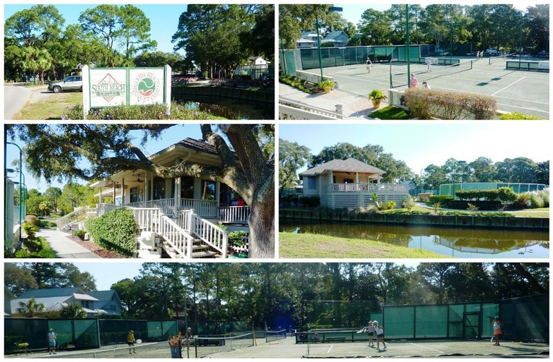 South Beach racquet club AM drill ask about PM free court time