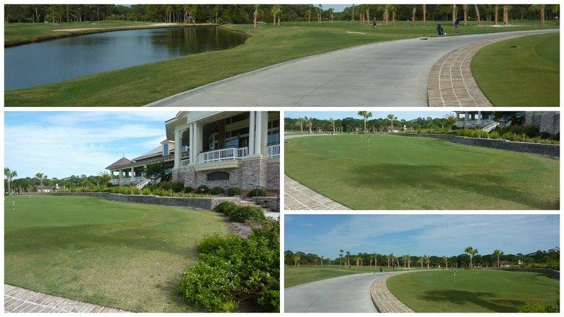 new plantation club golf complex