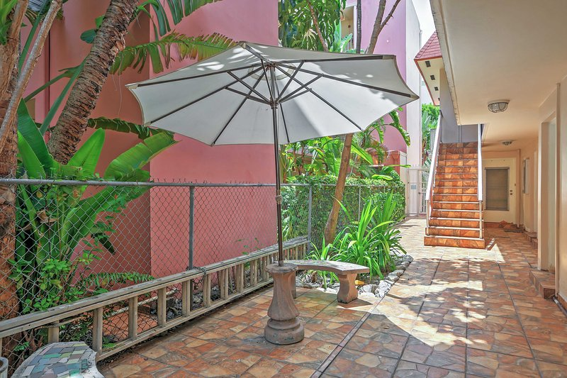 Experience the best of Florida from this Miami Beach vacation rental apartment!