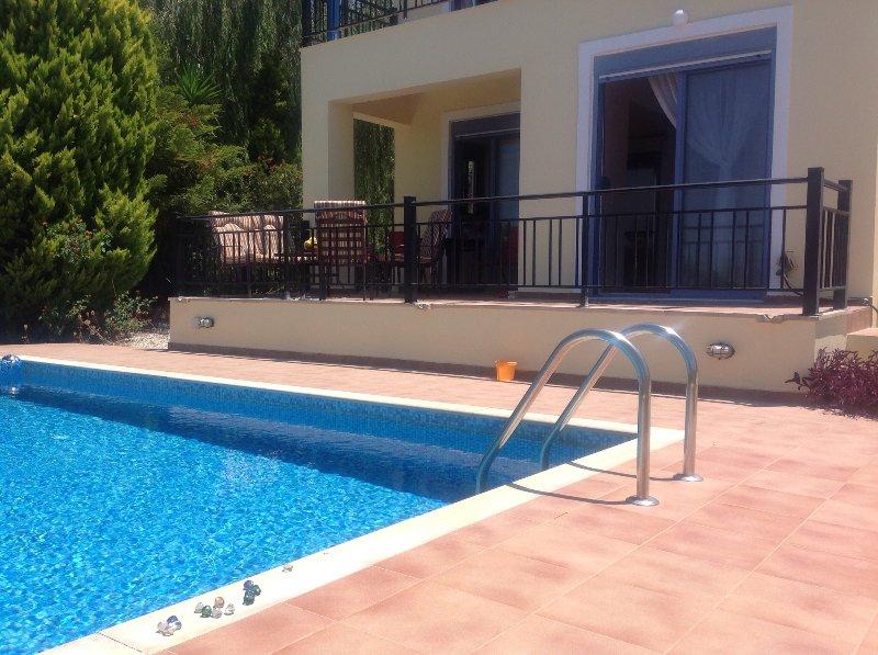 Sea view Villa luxury Kera, location de vacances à Almyrida