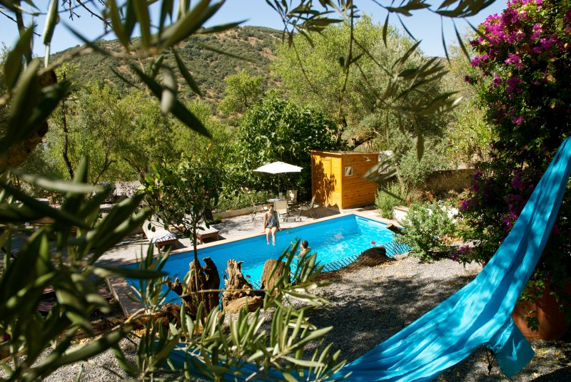 Villa Vital Oasis among olive groves, holiday rental in Alcala la Real