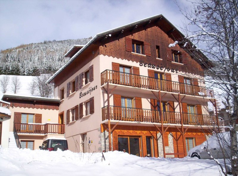 location appartement Saint-Sorlin-d'Arves Chalet Beauséjour