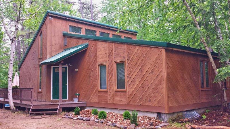 Bienvenue à Cabin in the Pines!