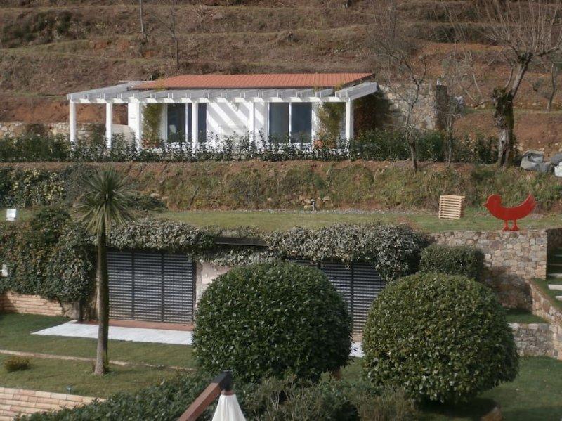 Cottage Orchidea, location de vacances à Calice al Cornoviglio