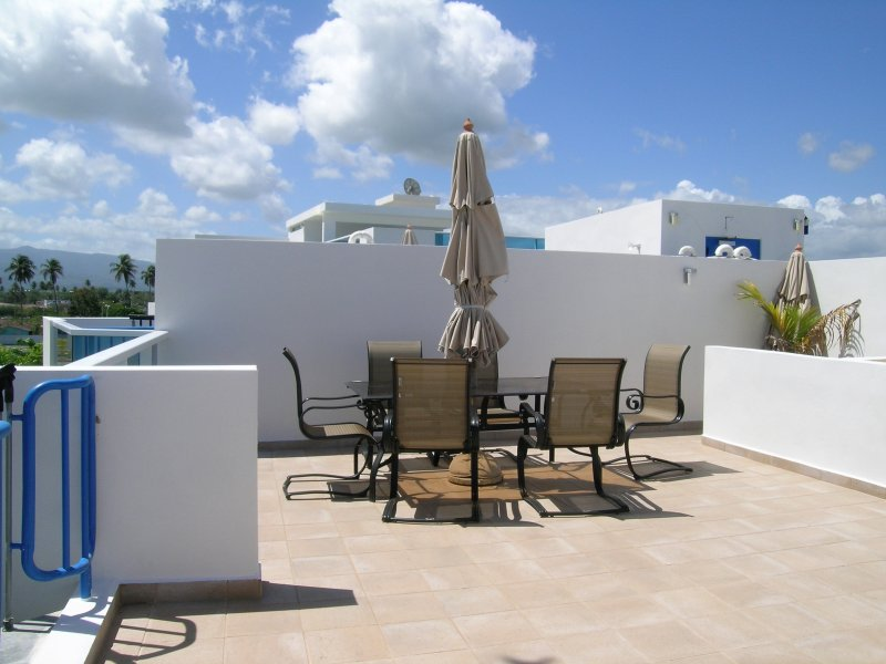 Costamar Roof top Terrace