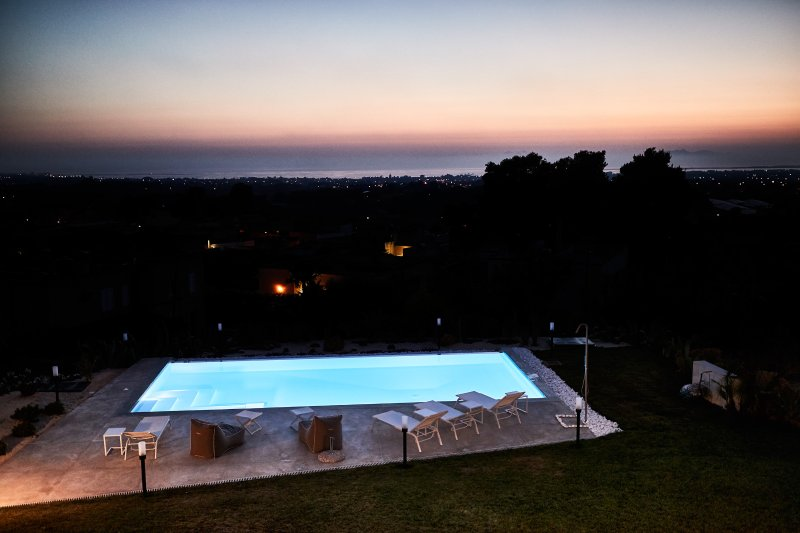 Villa Kalòn - private sunset on the Egadi