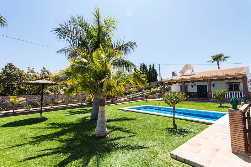 Villa El Cano, holiday rental in Nerja