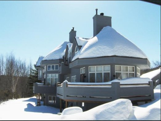 Condo on Haystack/Hermitage Ski Mountain, holiday rental in Wilmington