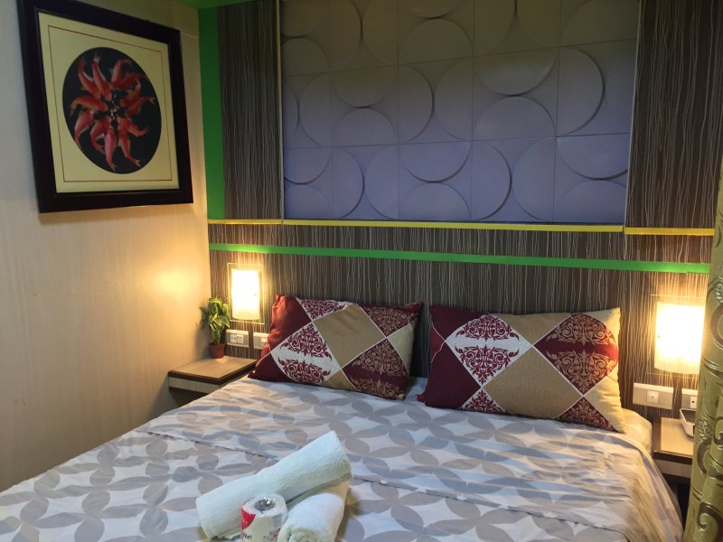 Worth Stay at Sea&Shell Residence nr moa&airport, holiday rental in Cavite City