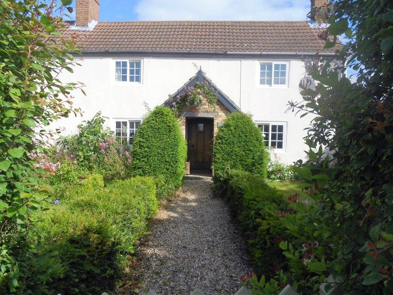 Il cottage è un cottage C18th Lincolnshire completamente restaurato.