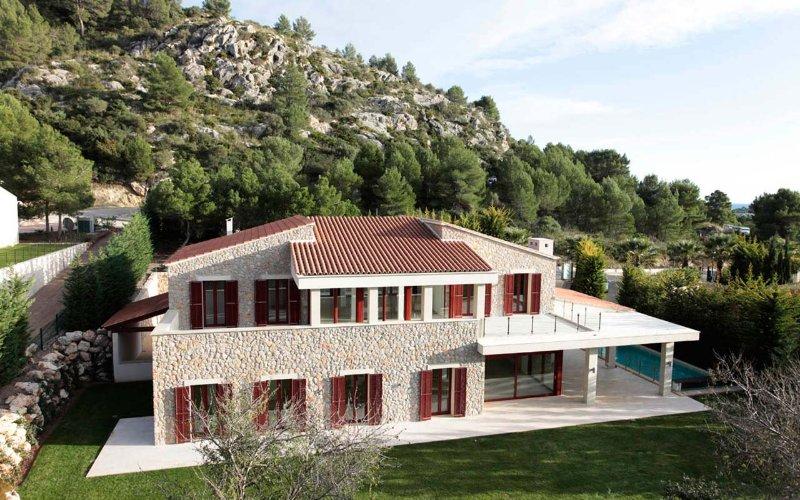 Villa Ruby by Cap Vermell Estate, holiday rental in Font de Sa Cala