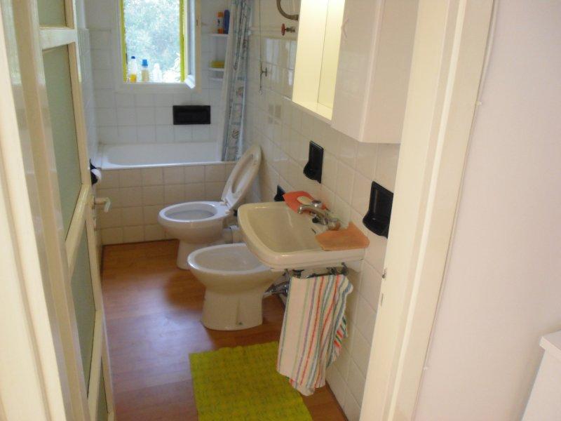 WC Badezimmer