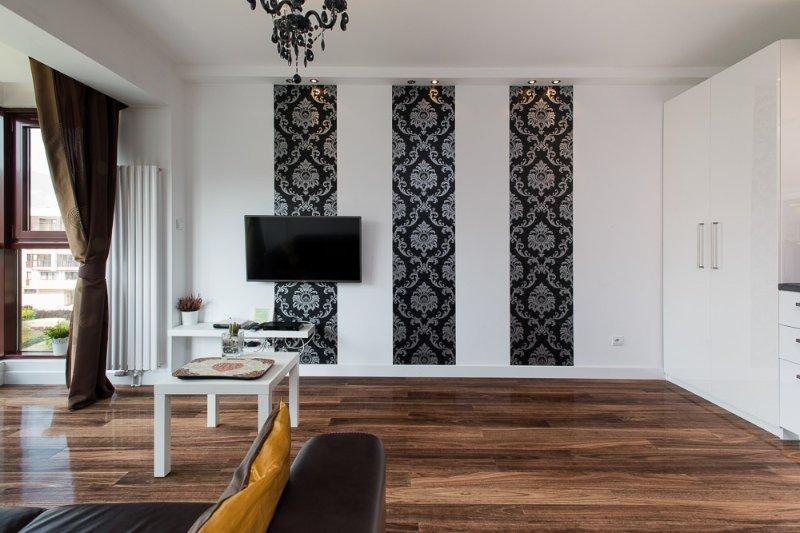 Simple but modern living room