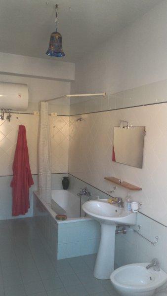 p. 1 ° WC con vasca