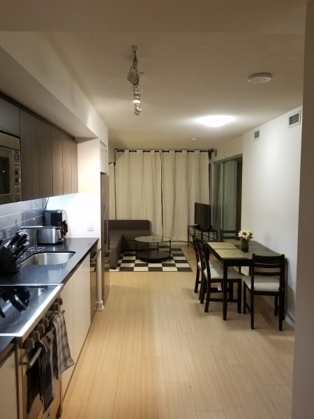 Modern Condo in great Location, holiday rental in Toronto