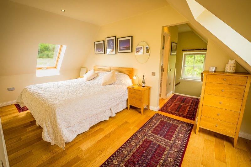 Rockpool House Apartment Interior - Schlafbereich