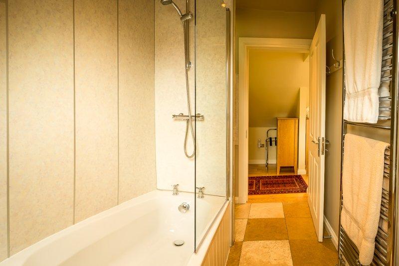 Rockpool House Apartment Interior - Badezimmer