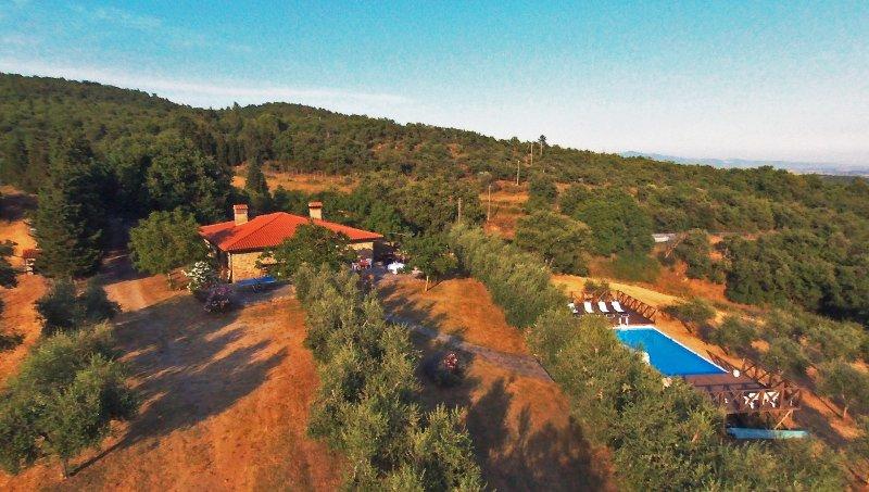Casa Vacanza Le Corniole, holiday rental in Civitella in Val di Chiana