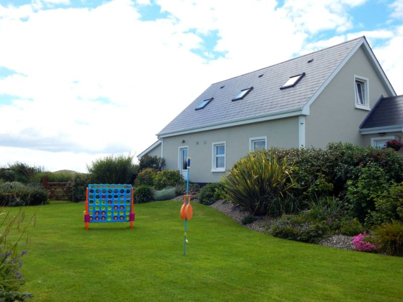 Sandhills House, Doonbeg, Co. Clare, alquiler de vacaciones en Spanish Point