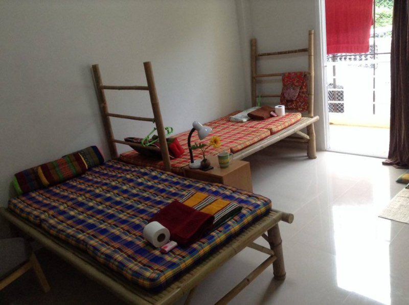 CozyBed Stay2NFree1N=QuietArea+LakeView+1kmAirport, vacation rental in Ubon Ratchathani