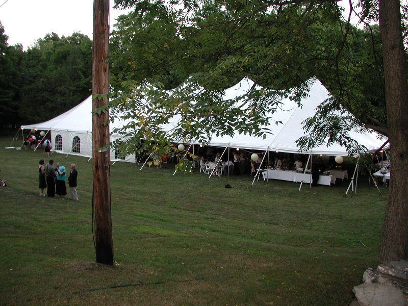 Opportunity for large weddings or events