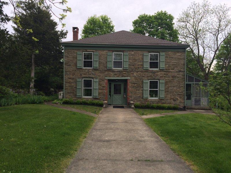 Historic Home on Property circa 1810