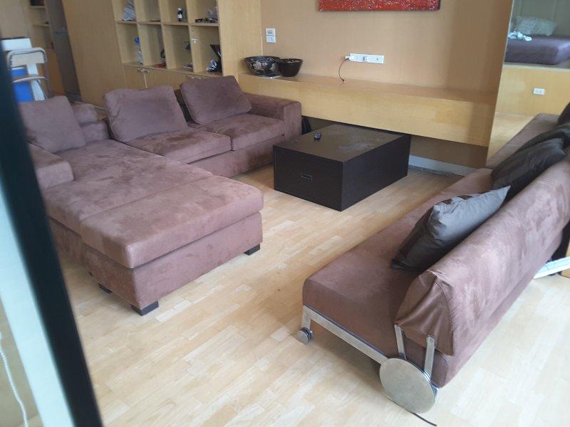 2 sofás grandes