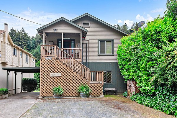 Idle Hours, Riverfront Vacation Home in Guerneville