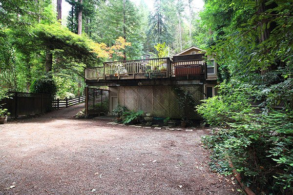 Redwood Rendezvous, Walk to Town and Russian River