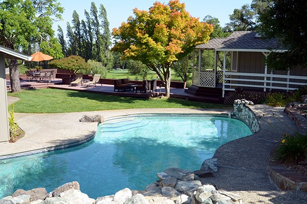 Fallen Tree Ranch, Sebastopol Wine Country Rental