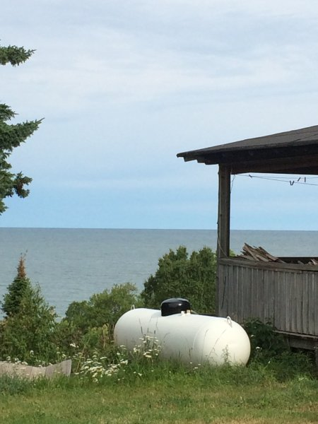 7 Eagles Vacation Home Eagle River Wi: House Overlooking Lake Superior Has Secure Parking