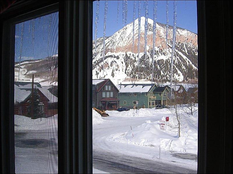 Tweede slaapkamer beschikt ook over Wonderful Views