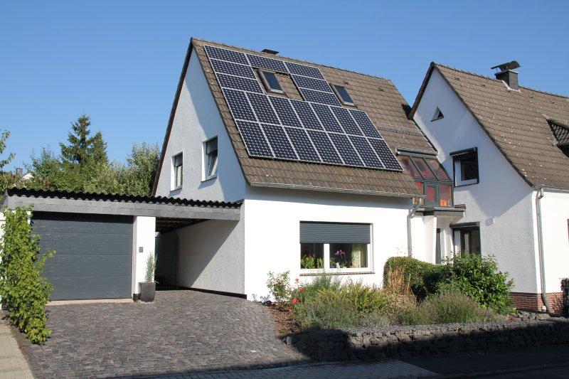 Ferienwohnung 'Wohnen Am Warteberg', aluguéis de temporada em Niestetal