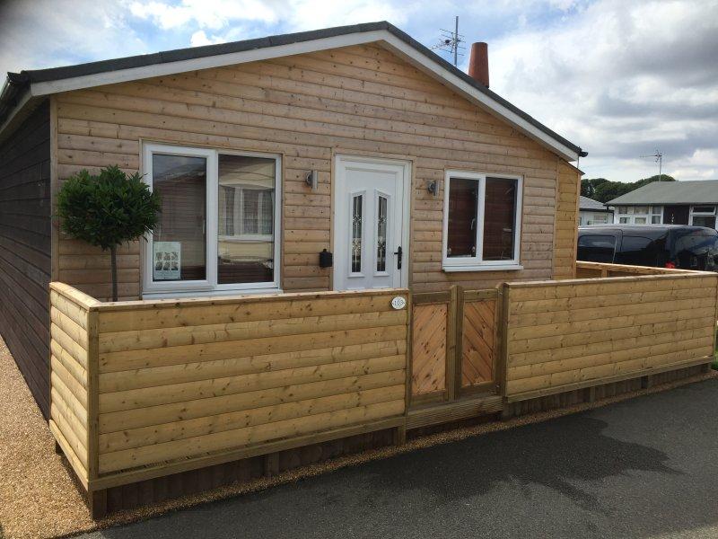 Chalet 103, vacation rental in Bridlington