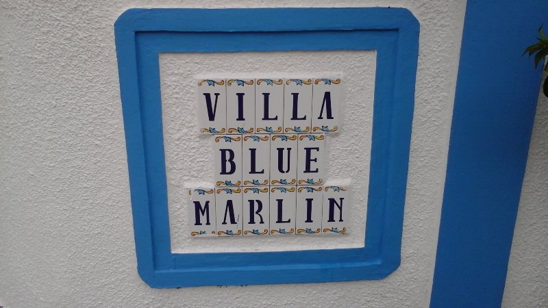 Welcome to villa blue marlin