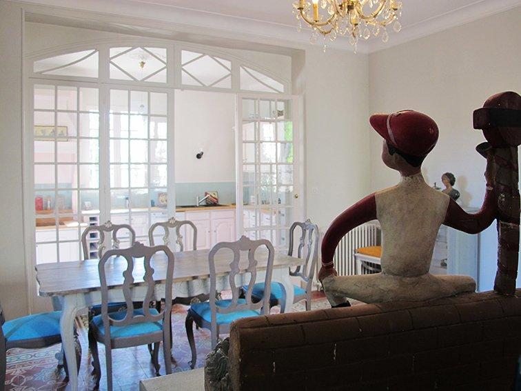 Le Sixième Sens-Maison de maître en Provence, holiday rental in Lagnes