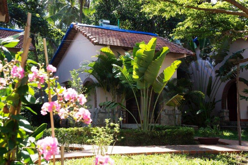 private bungalow /villa