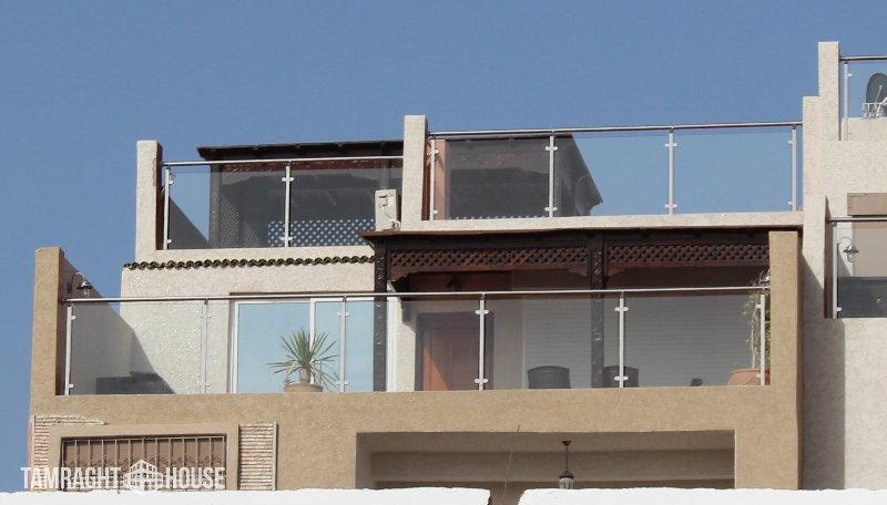 TAMRAGHT HOUSE VACATION, location de vacances à Tamraght