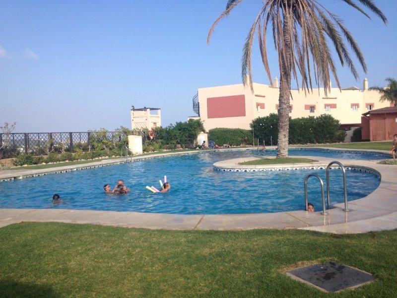 La cala de Mijas, Fantastic duplex with sea views, vacation rental in Mijas