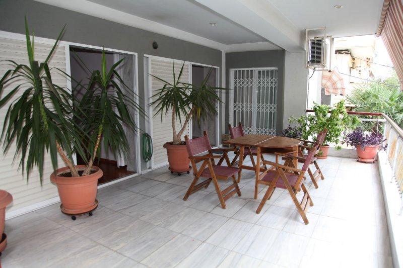 nikos apartment, vacation rental in Oraiokastro