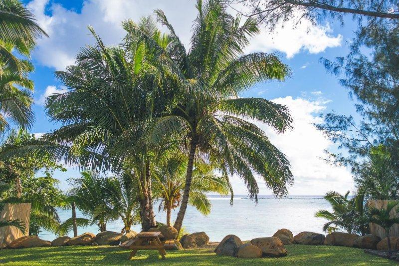 Pae Moana, Aroa Beach, Rarotonga. Cook Islands, casa vacanza a Aroa Beach